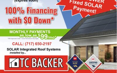 Go Green & Save Big with SOLAR